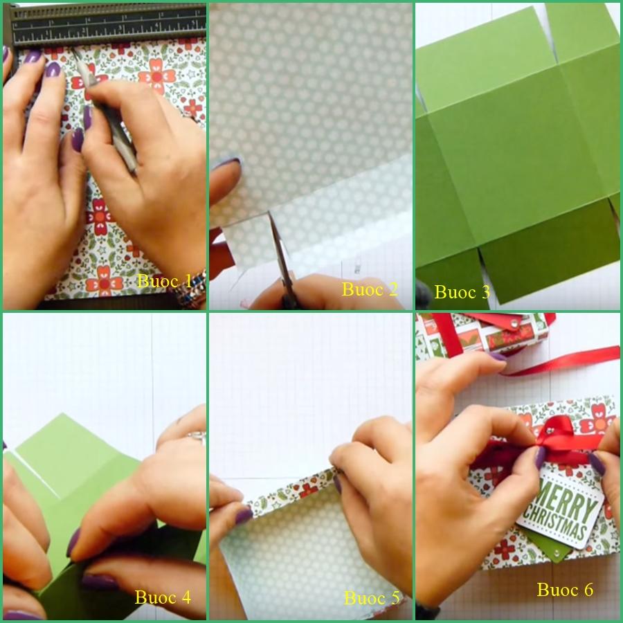 BẬT MÍ Cách làm hộp quà sinh nhật CỰC KỲ dễ thương và đáng yêu