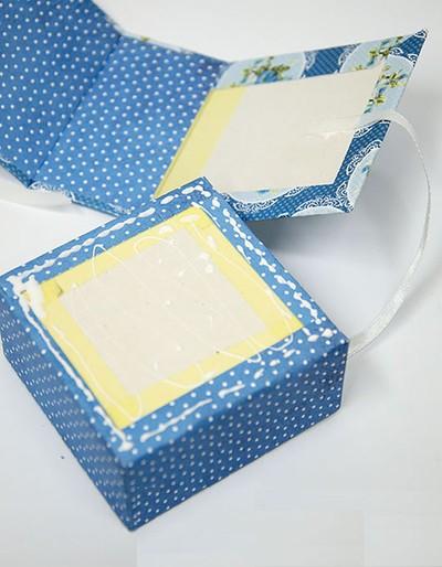Cách làm hộp quà Handmade đơn giản mà CỰC đẹp chỉ qua 8 bước