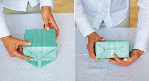 Học cách gói quà nhanh đơn giản mà Đẹp chỉ trong 2 phút