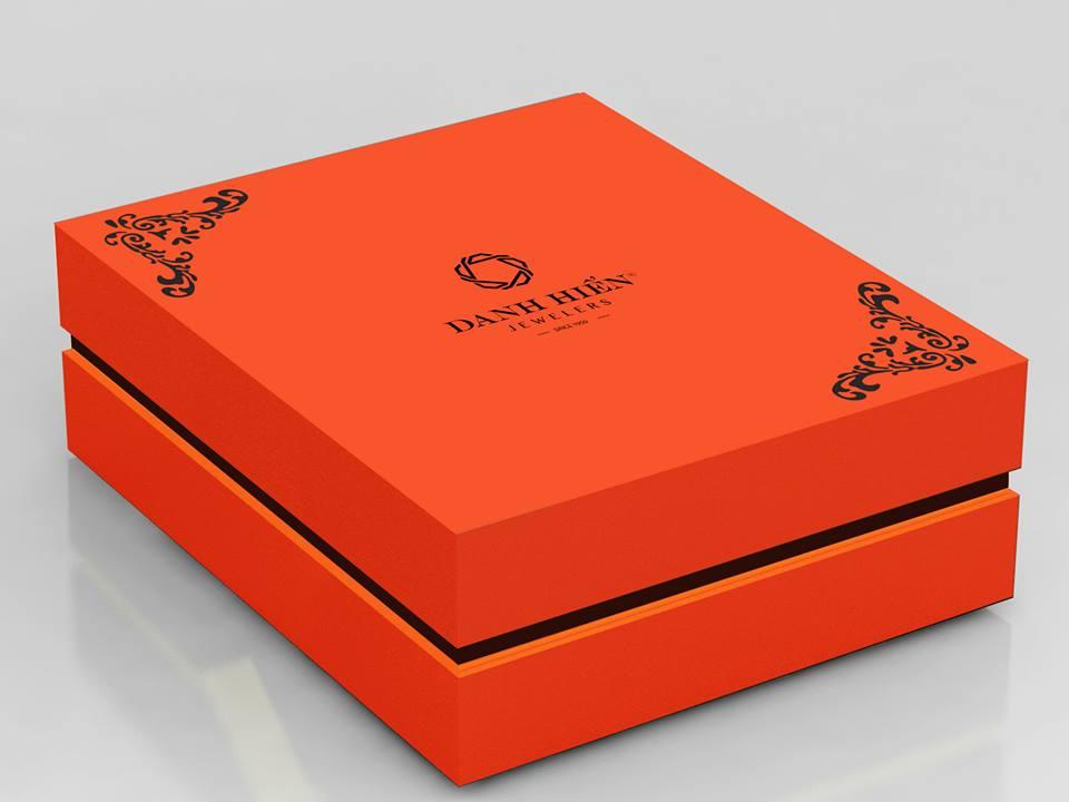 Cách làm hộp quà âm dương Đẹp nhất