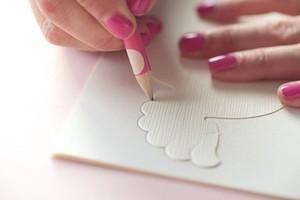 Cách tự làm hộp quà Đẹp chỉ với 3 bước đơn giản - Bước 1
