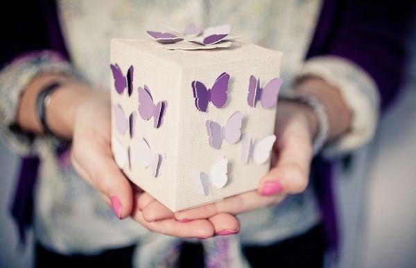 Cách tự làm hộp quà Đẹp chỉ với 3 bước đơn giản - Bước 3