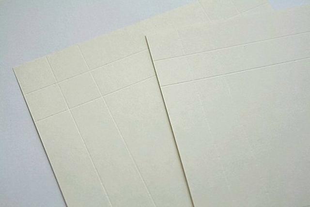 Cách làm hộp quà hình chữ nhật bằng bìa cứng đẹp - Bước 1