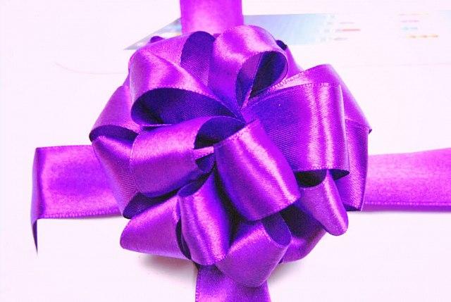 Cách làm nơ ruy bằng gói quà CỰC đơn giản mà xinh xắn