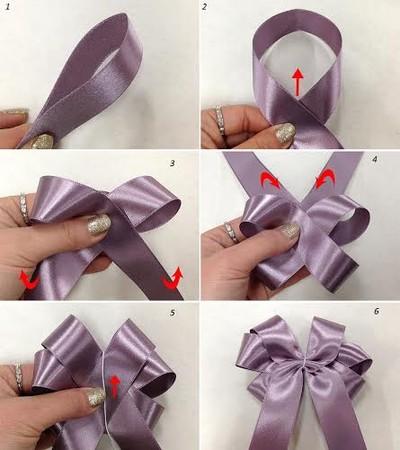 Hướng dẫn thắt nơ ruy băng CỰC ĐẸP mắt để trang trí hộp quà