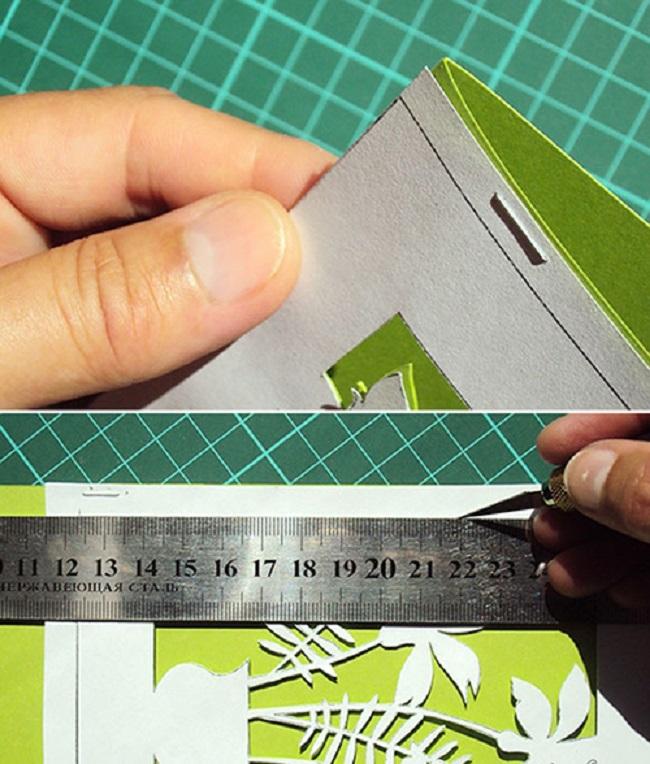 Cách làm thiệp giấy vừa đơn giản lại vừa dễ thương