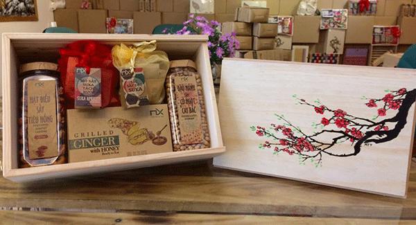 Các mẫu gói quà tết siêu đẹp và sang tọng năm 2019