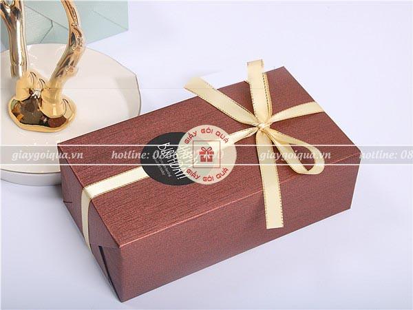 Hộp quà tặng đẹp HQ12 - Kích thước 25x15x5