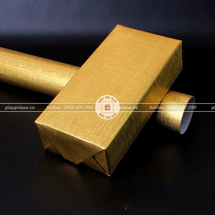 Mẫu giấy gói tượng trưng cho sự giàu có
