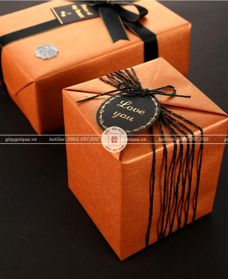 Hộp quà tặng đẹp HQ11 - Kích thước 10x10x20