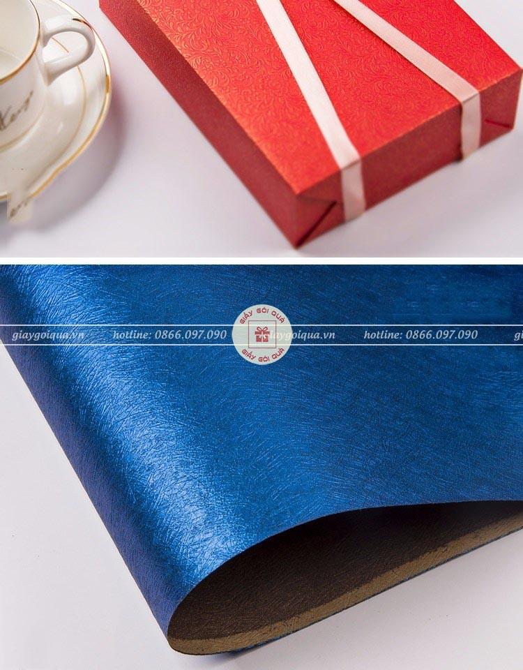 Không thể thiếu được những tờ giấy gói quà