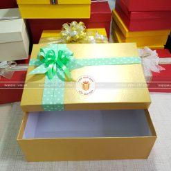 Hộp quà tặng đẹp HQ04 - Kích thước 30x20x10