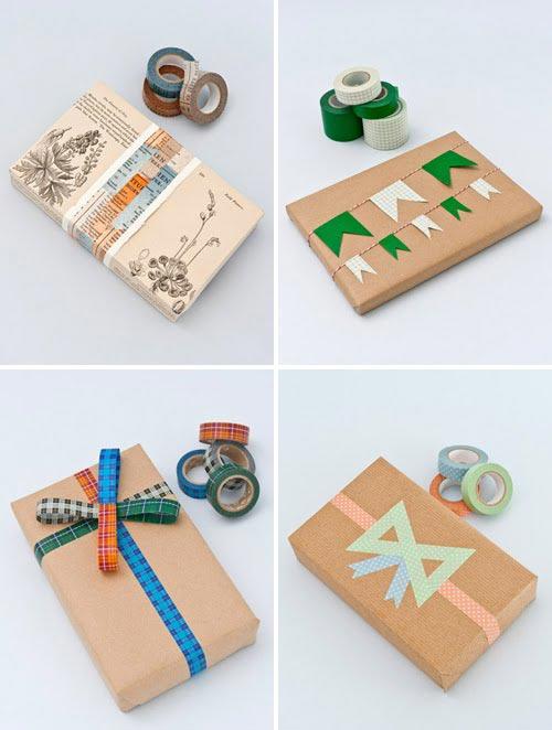 Lên ý tưởng trang trí hộp quà gây bất ngờ cho người nhận