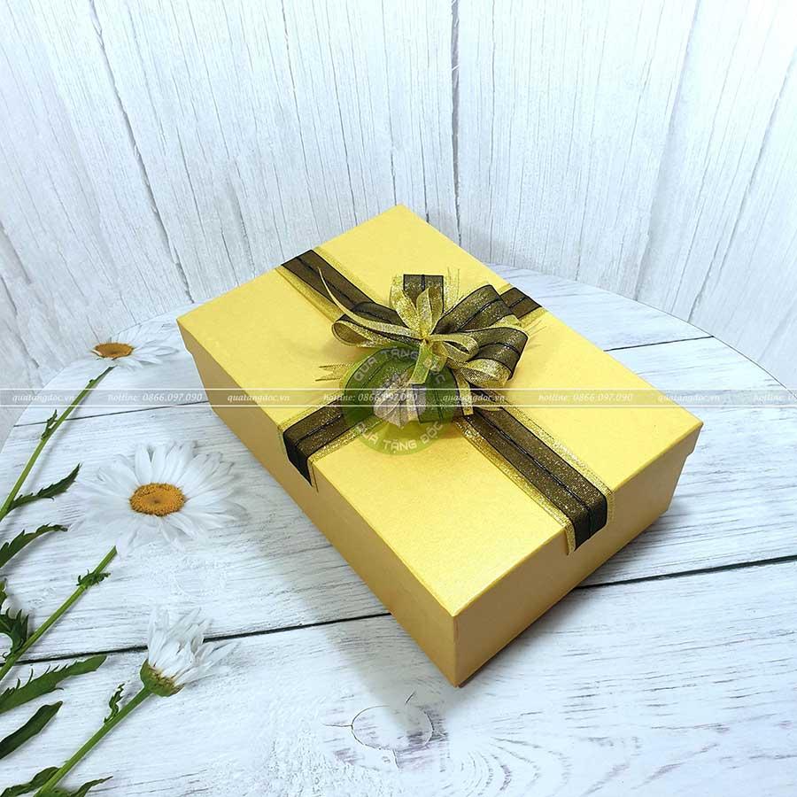 Hộp đựng quà tặng cỡ lớn HQ11 - Kích thước 30x20x10