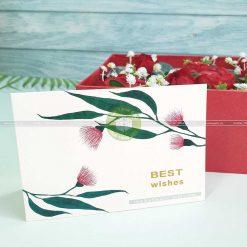 Thiệp mừng valentine, thiệp 8/3 TM13 – Best Wishes