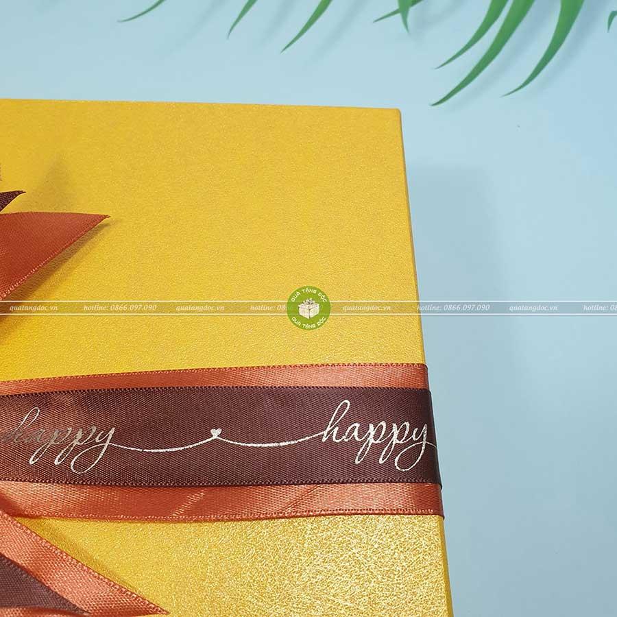Hộp quà tặng sinh nhật 23x17x7cm - HQ28