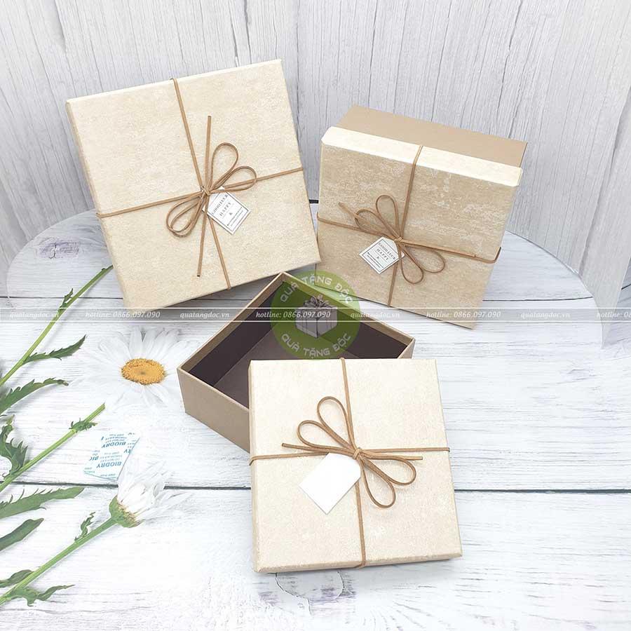 Những thiết kế hộp quà mỹ phẩm đẹp - HOT- hiện nay.