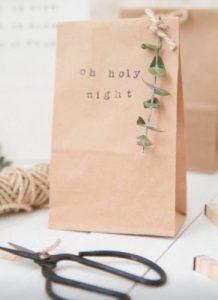 Túi quà - sản phẩm tuyệt vời từ giấy kraft