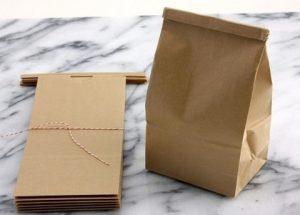 Cách làm túi giấy đơn giản, dễ dàng với 5 bước đơn giản