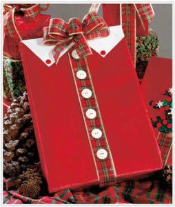 Cách gói quà Noel cho bé