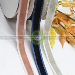 Rung băng nhung cao cấp 2,5cm - RB31