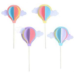 Những chiếc khinh khí cầu nhỏ xinh