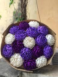 Hoa hồng giấy nhún