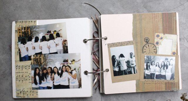 Hộp quà album ảnh đầy ý nghĩa