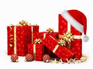 """Cách """"biến hóa"""" giấy gói quà noel thành những hộp quà đẹp mắt"""