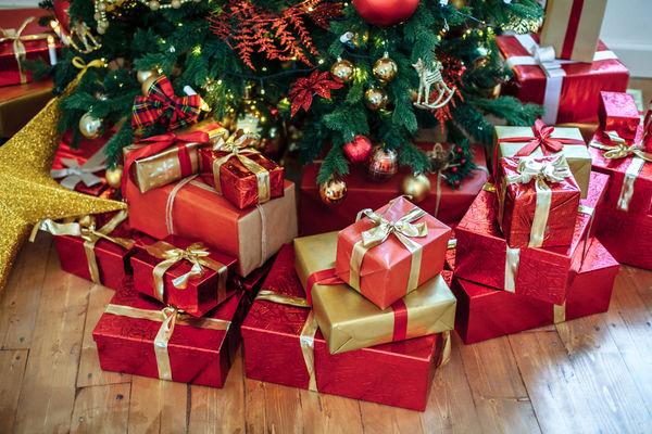 Hộp quà tặng giáng sinh