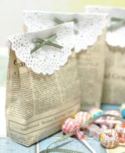 Cách gói quà đẹp không cần hộp chỉ với 5 phút