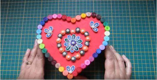 4 bước làm hộp quà valentine đẹp lung linh dành tặng người ấy