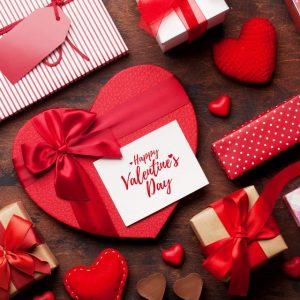 Những món quà không nên bỏ lỡ trong ngày lễ valentine 2021