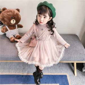 Váy công chúa dễ thương