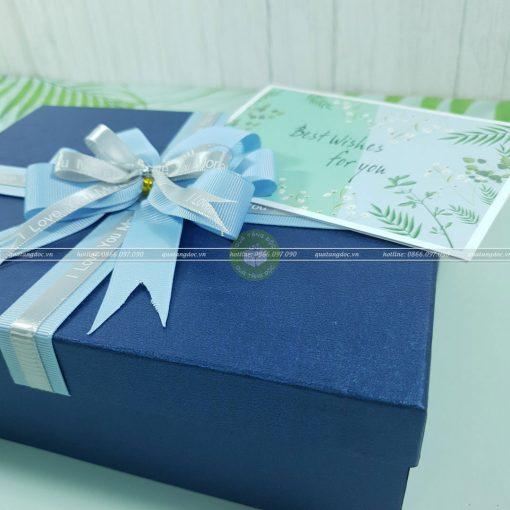 Hộp đựng quà sinh nhật HQ42 - 23x17x7cm