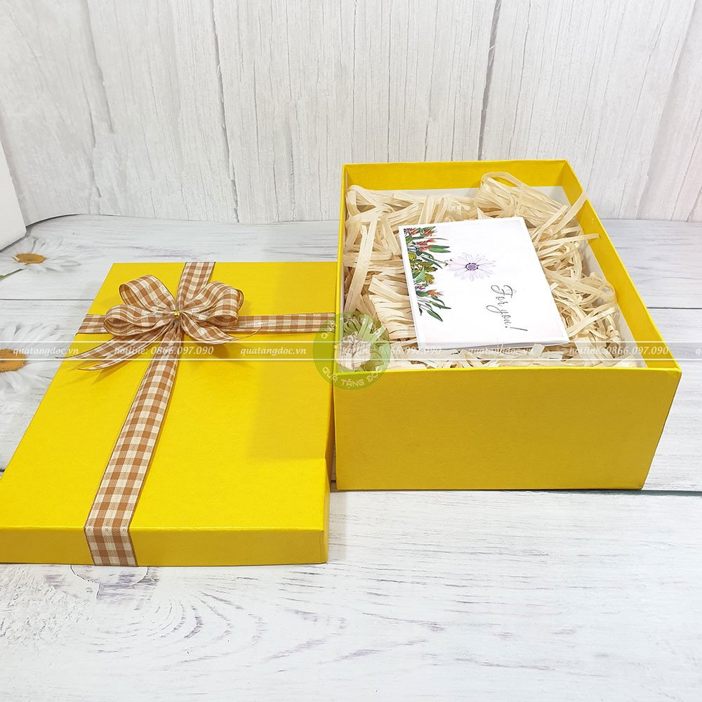 Hộp quà tặng đặc biệt HQ41- site 30x20x10 cm