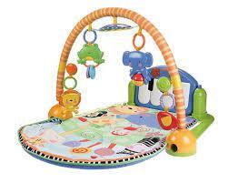 Đồ chơi với màu sắc đa dạng cho bé