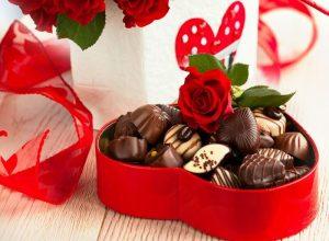 Chocolate - Món quà giáng sinh đầy ngọt ngào