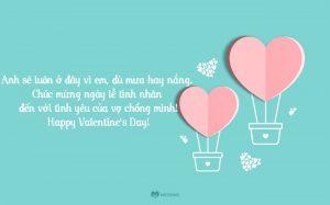 Lời chúc Valentin hay
