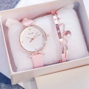 Đồng hồ đeo tay nữ - Món quà giáng sinh ý nghĩa, thanh lịch