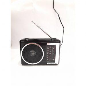 Tặng radio cho người già