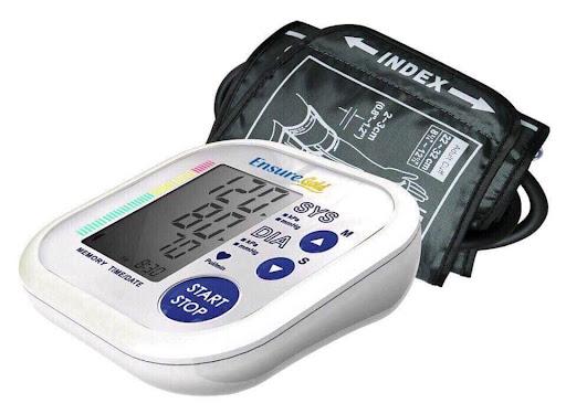 Máy đo huyết áp - quà tặng cho người già