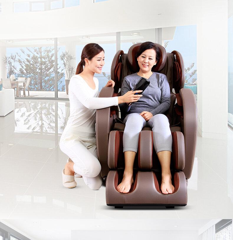 Một bộ máy massage