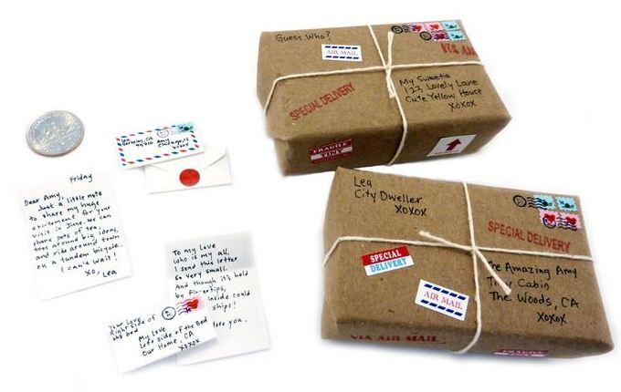 Gửi quà qua bưu điện